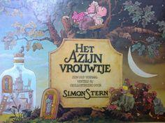 Een oud verhaal opgetekend in 1979. Over gelukkig wíllen zijn. Een kwestie van niet treuren maar datgene op te pakken wat er wél is, al is dat slechts één deur. Eenvoudig, speels en ontroerend.  Het Azijnvrouwtje verteld en geïllustreerd door Simon Stern.