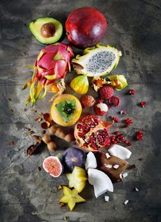 Sonja Priller, Food-Fotografie www.sonjapriller.com - da bekommt man doch wirklich Lust auf frisches Obst!
