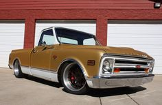 1968 C-10  50th anniversary colors