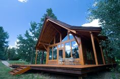 | The Lodge | A vacation cabin that you can stay in with no shortage of surrounding natural beaut