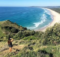 Tallow Beach, Byron Bay - Lonely Planet's Top 12 Beaches in the Pacific Cheap Things To Do, Free Things, Litchfield National Park, Cheap Beach Vacations, Australia Travel, Australia 2018, Holiday Places, Surf Trip, Destination Voyage