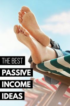 Lean how to make passive income with these tips and ideas. Start a business that makes money while you sleep, invest, or use passive income apps to earn easy money. Saving For Retirement, Early Retirement, Dividend Stocks, Passive Income Streams, Best Interest Rates, Part Time Jobs, Managing Your Money, Frugal Living Tips, Finance Tips