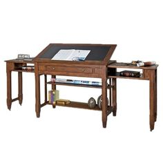 I pinned this Portland Loft Desk from the Eclectic Collector event at Joss and Main!