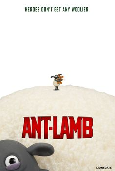 Shaun the Sheep (2015) - Ant-Man Spoof Poster
