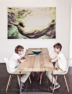 WEEKEND ESCPAPE: A FAMILY HOME IN THE PROVENCE | THE STYLE FILES