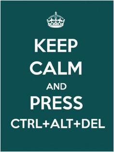 Press (computer stuff) lol
