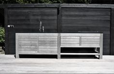 Or what about the outdoor kitchen?