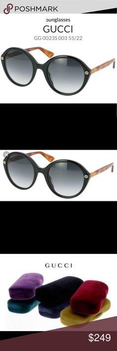 🆕‼️ GUCCI Eyeglasses GG 0023S Brand New❗️ 🚫☎️ 🚫📲 💯% Authentic ❗️ Gucci Accessories Sunglasses