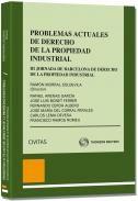 Jornada de Barcelona de Derecho de la Propiedad Industrial (3ª. 2013). /  Problemas actuales de derecho de la propiedad industria. /   Civitas, 2013