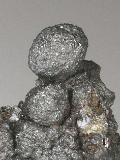Argyrodite, Ag8GeS6, Himmelsfurst Mine, Saxony, Germany