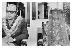 Late King & Queen of Nepal:  The marriage of Birendra Bir Bikram Shah Dev and Aishwarya Rajya Laxmi Devi Shah