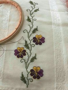 Thrilling Designing Your Own Cross Stitch Embroidery Patterns Ideas. Exhilarating Designing Your Own Cross Stitch Embroidery Patterns Ideas. Cross Stitch Letters, Cross Stitch Borders, Cross Stitch Rose, Cross Stitch Samplers, Modern Cross Stitch, Cross Stitch Flowers, Cross Stitch Designs, Cross Stitching, Cross Stitch Embroidery