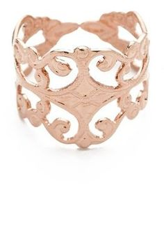 Shashi Lulu Ring on shopstyle.com