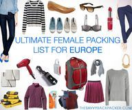 Guide to Solo Travel in Europe for Women — Tips for Traveling Alone
