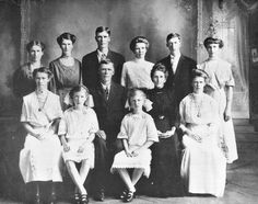 Life of Riley: John Martin Daniels and Katherine Elizabeth Johnso...