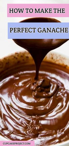 Homemade ganache perfect for cake filling, poured glaze, a spread or piped frost… – Cupcake Project – Recipe Creative Cake Decorating, Creative Cakes, Frosting Recipes, Cake Recipes, Easy Frosting For Cupcakes, Glaze Icing For Cake, Cupcake Filling Recipes, Chocolate Filling For Cake, Chocolate Ganache Cupcakes