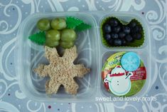 sweet and lovely crafts: Winter lunches