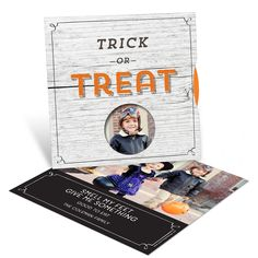 Say 'Happy Halloween' with Photo Cards #halloweenphotocards