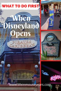 Are you ready for Disneyland to open? I have been thinking about what I would like to do when the park reopens. There is so much to choose from! Rides, snacks, and shopping! Find out what some of my top picks are to get your list prepared or to share our love of Disney together! www.lifeinmouseyears.com #lifeinmouseyears #disney #disneyland #rides #shopping #food Disneyland Rides, Disneyland Resort, Disney Cruise, Disney Vacations, Disney Parks, Walt Disney World, Disney Planner, Disney Tips, Snacks
