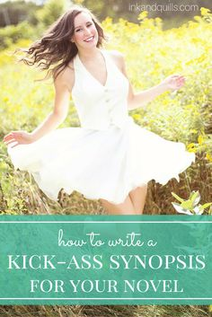 #amWriting   How to Write a Kick-ass Synopsis for Your Novel   Struggling with your #synopsis? Learn how to break down your novel into a compelling synopsis!