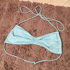 Victoria's Secret bathing suit top This top has barely ever been worn and is amazing shape. Victoria's Secret Swim