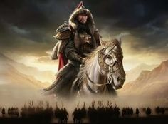 Genghis Khan Biography in 6 min Facts That you must know about Genghis khan's life Story. Who was Temujin? The rise of Mongol Empire? Twilight Princess, Mongolia, Fantasy Warrior, Fantasy Art, Character Inspiration, Character Art, Genghis Khan, Samurai Tattoo, Horse Gear