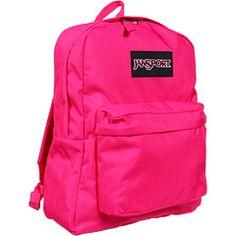 JANSPORT BIG STUDENT BACKPACK SCHOOL BAG - Navy Moonshine / Pink ...