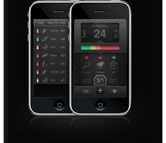 Foobi Mobile UI Design Inspiration