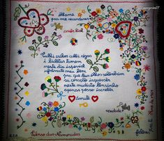 lenço dos namorados Fabric Scraps, Hand Sewing, Wedding Invitations, Bullet Journal, Tapestry, Quilts, Embroidery, Stitch, Portugal