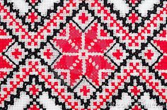 embroidery slovenia typical - Cerca con Google