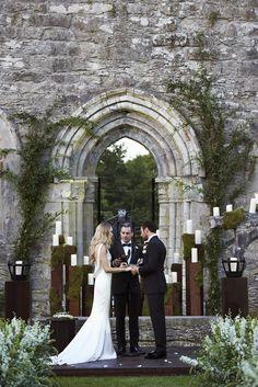 Michelle Campbell Masonand Zach Vella's Ireland Wedding at Ashford Castle