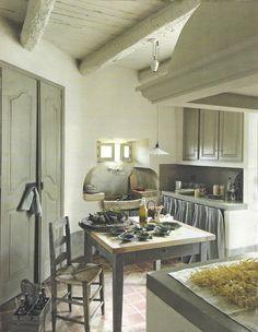Côté Maison kitchen