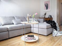 Hallo neues Wohnzimmer. Hallo neues Sofa von Sitzfeldt – ein Bericht | craftifair