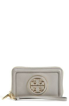 7b5308c41deb Tory Burch  Amanda  Smartphone Wristlet available at  Nordstrom like the