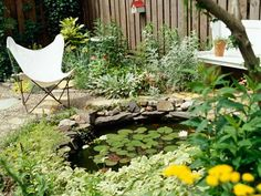 garden ideas and outdoor living   ... Landscaping Ideas and Gorgeous Centerpieces for Outdoor Living Spaces
