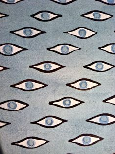 all seeing eye Rene Magritte, Pattern Art, Pattern Design, Eye Pattern, Shape Design, Textile Patterns, Print Patterns, Alluka Zoldyck, All Seeing Eye