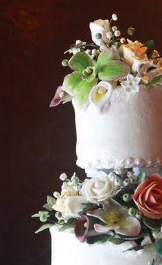wedding cake<333