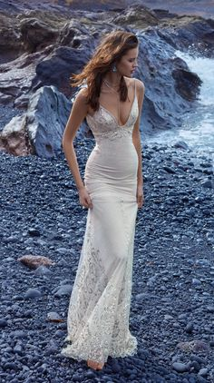 Courtesy of Galia Lahav Wedding Dresses; Photographer: Greg Swales