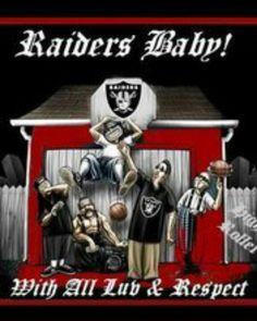 Raiders baby!