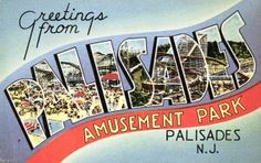 Palisades Park closed in 1971