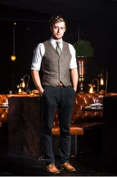 MEET THE BARTENDER - Peter Good, Catch – Tasted and Rated
