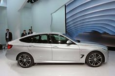 Motor Proyect: BMW Serie 3 GT. Mismo coche, con mejor fondo.