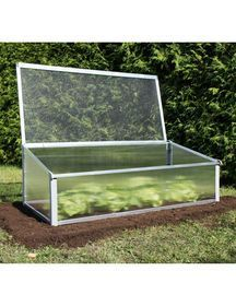 Bioprotect Year-Round Cold Frame #GardeningDIY
