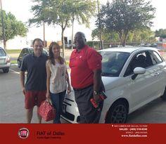 https://flic.kr/p/Fj7Dow   #HappyBirthday to David from Jahn Smith at Fiat of Dallas!   deliverymaxx.com/DealerReviews.aspx?DealerCode=F741