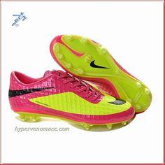 Nike MagistaX Onda II IC Jaune Fluo Rose Turquoise