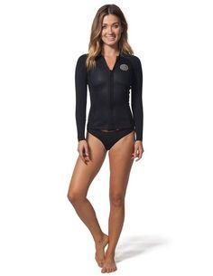 Rip Curl Womens Wetsuit Dawn Patrol Long Sleeve Jacket