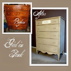 Girl in Pink: Made Pretty With Chalk Paint® Decorative Paint by Annie Sloan
