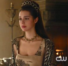 Mary #Reign #Queen of Scotland and France