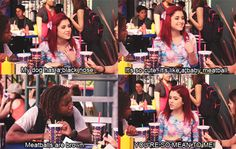 """""""You're So Mean To Me!"""" - Victorious"""