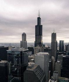 Chicago, Illinois. Pinned by #CarltonInnMidway - www.carltoninnmid...